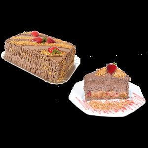 02 – Amendoim com Morango