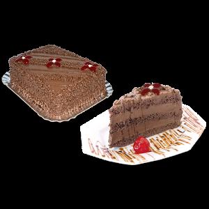 10 – Mousse de Chocolate