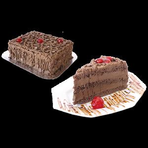 18 – Trufado com Mousse de Chocolate
